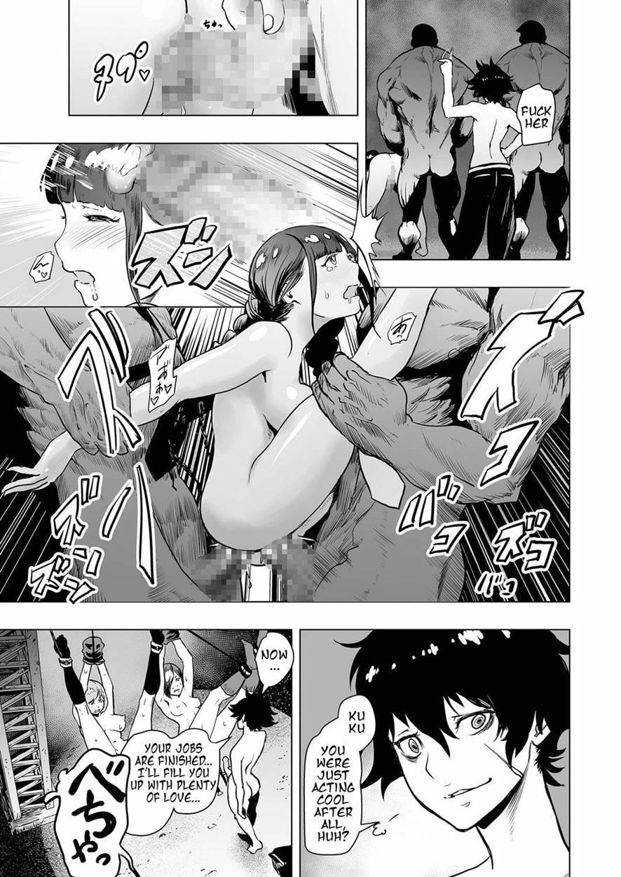 Hentai versus manga