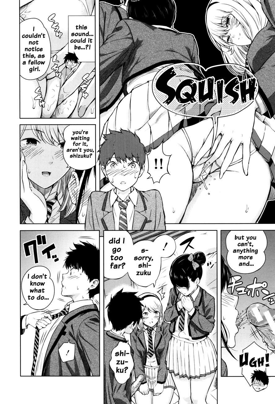 Teen hentai manga