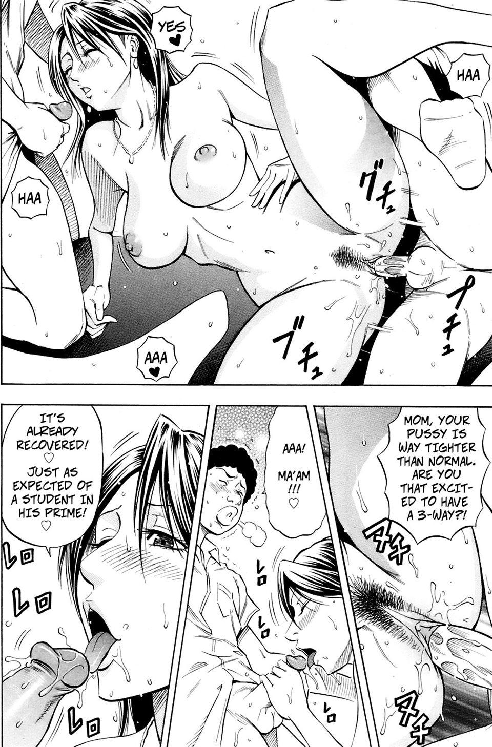 3 Way Hentai Game reading 3-way game (original) hentaidaigo - 1: 3-way
