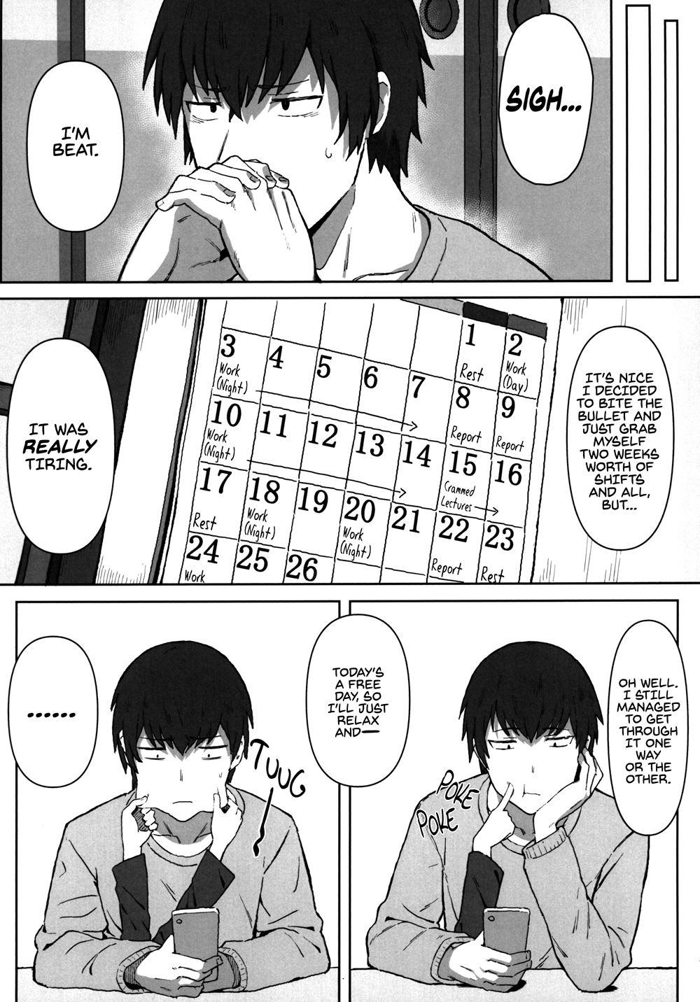 Toradora Hentai Manga