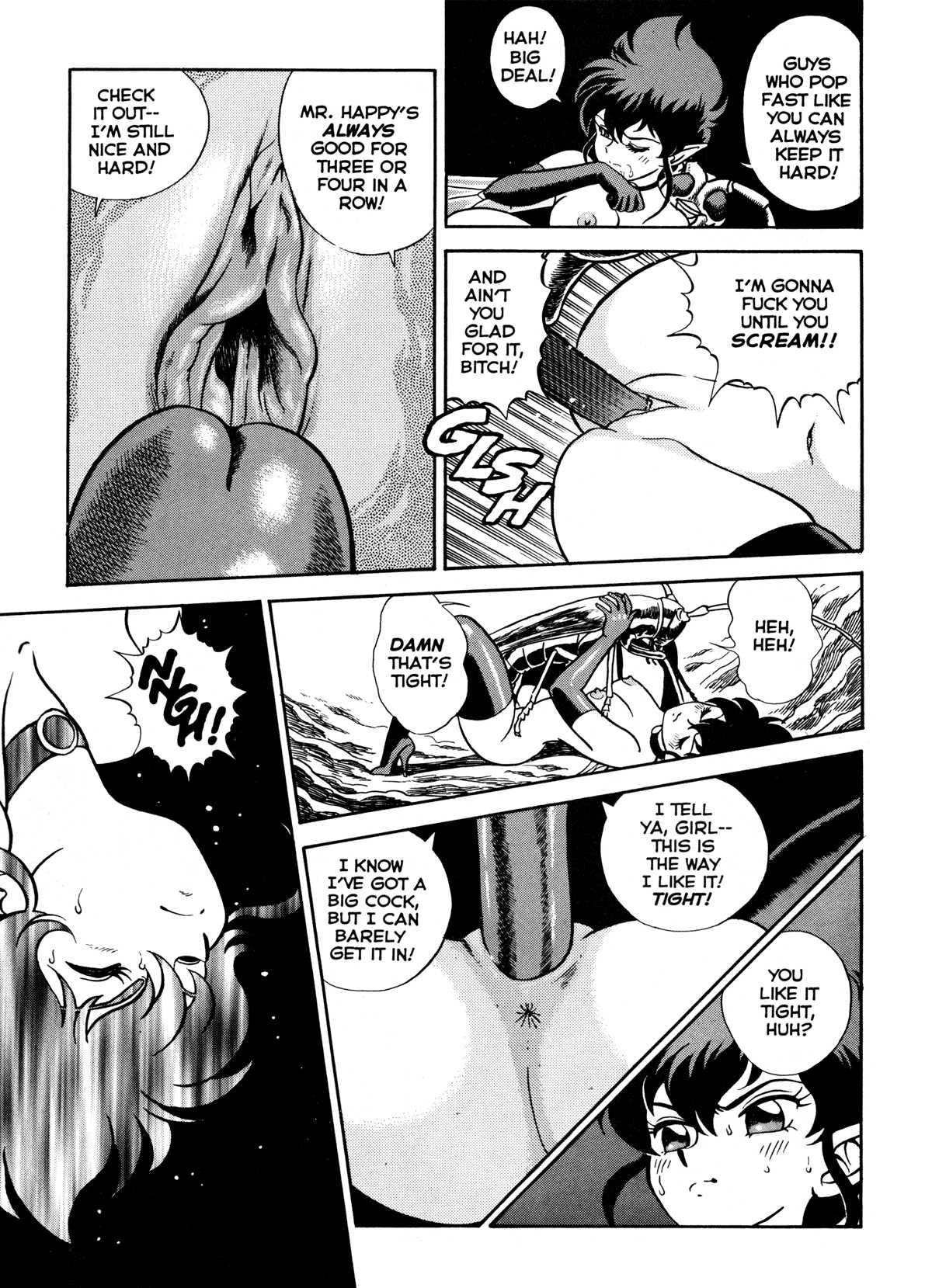 Anime hentai bondage fairies