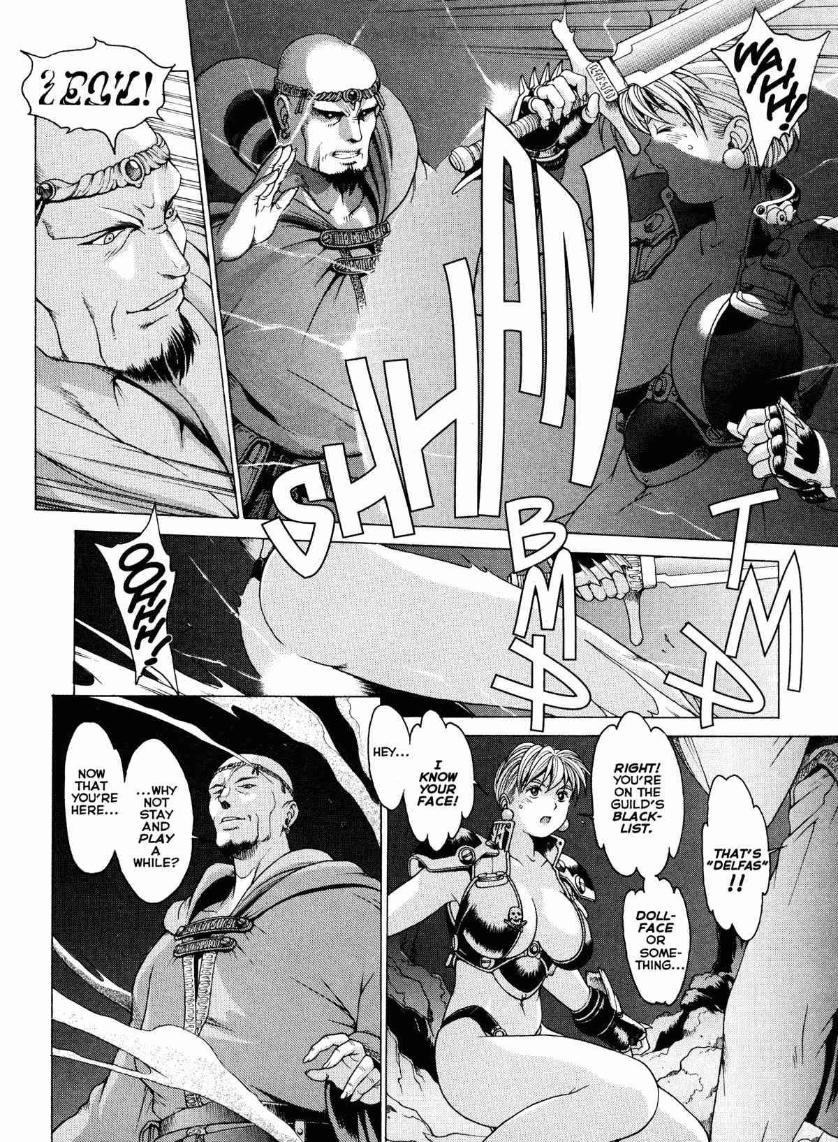 Hentai spunky knight free manga comics