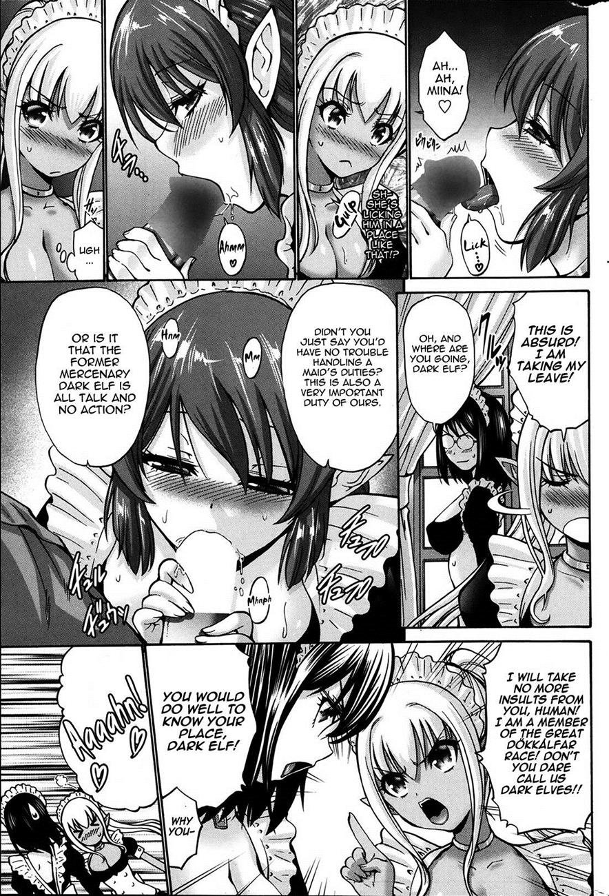 Hentai2read dark elf