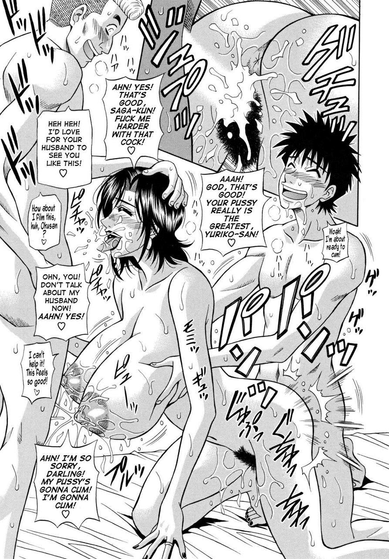 Manga hot sex