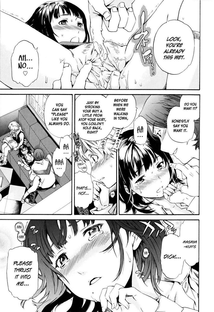 Gentle Hentai for reading gentle friend (original) hentaicuvie - 1: gentle
